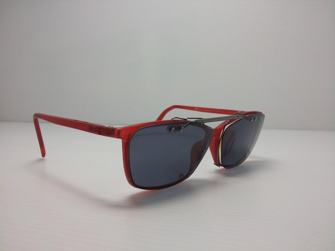 Cairns 1 Broken Spectacles Eyeglasses Sunglasses Frame