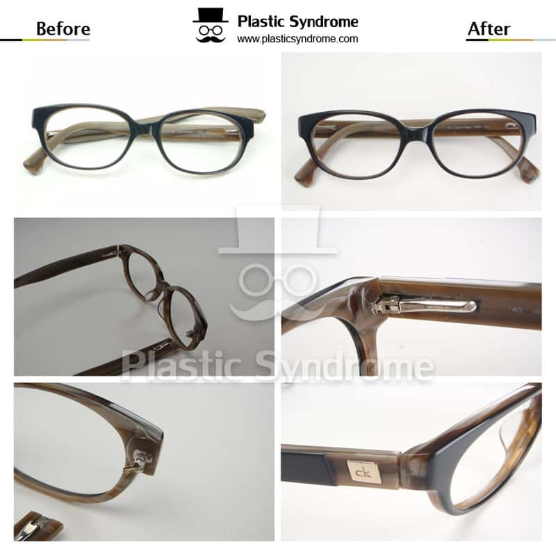 Sydney broken glasses Spring Hinge Repair/Fix