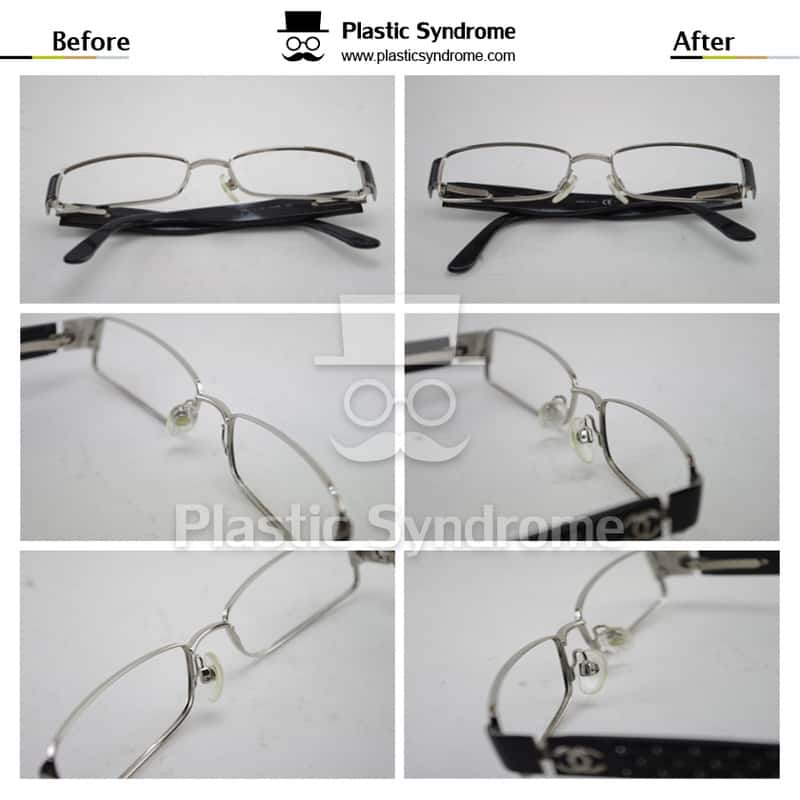 Parramatta Broken Chanel  Metal glasses repair/Fix