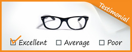 Glasses Repair service review