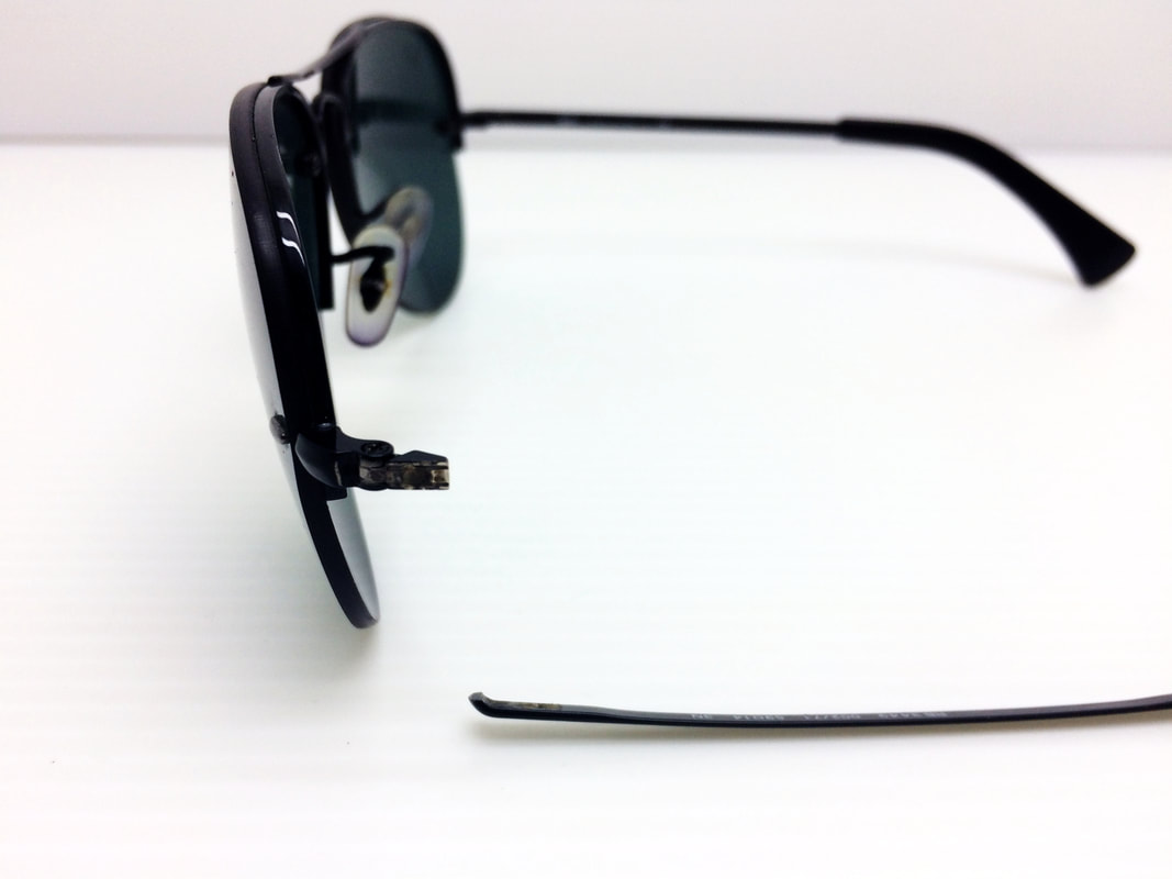 Persol Metal frame repair/Fix